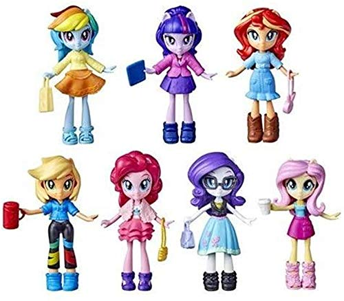 My Little Pony MLP Eg Fashion Squad 7 Pk