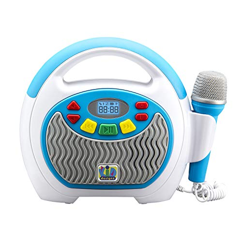 eKids Mother Goose Club Bluetooth Sing Along Portable MP3 Player (Best Quality Option)