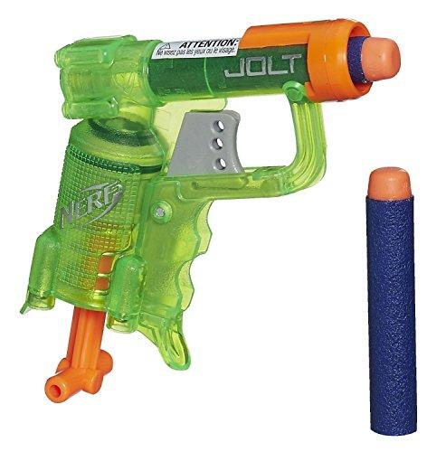 NERF N-Strike Elite Jolt Blaster (Green) - (Best Budget Option)