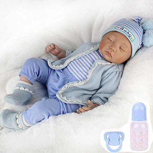 CHAREX Belly Reborn Baby Doll
