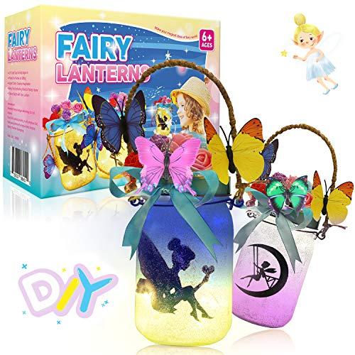 Bldaxn Fairy Craft Kits for Girls