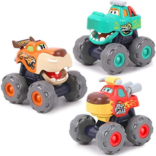 iPlay, iLearn Monster Truck Toy Set