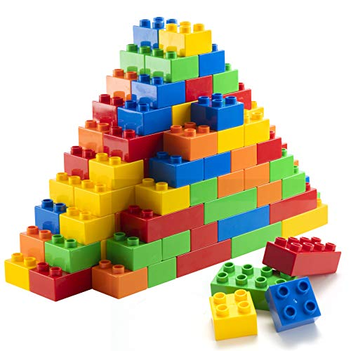 Prextex 150 Piece Classic Big Building Blocks