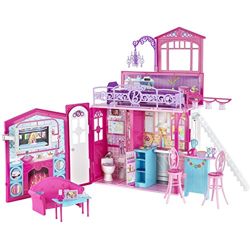 Barbie Glam Vacation House (Best Quality Option)