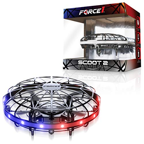 Force1 Scoot 2 Hand Operated Drone (Best Quality Option)