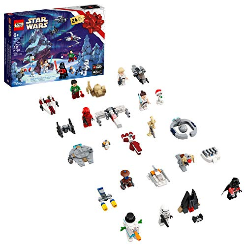 LEGO Star Wars Advent Calendar 75279 Building Kit for Kids