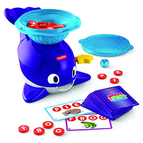 Fisher-Price - Spout & Spell Whale