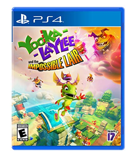Yooka-Laylee: The Impossible Lair – PlayStation 4 (Best Budget Option)