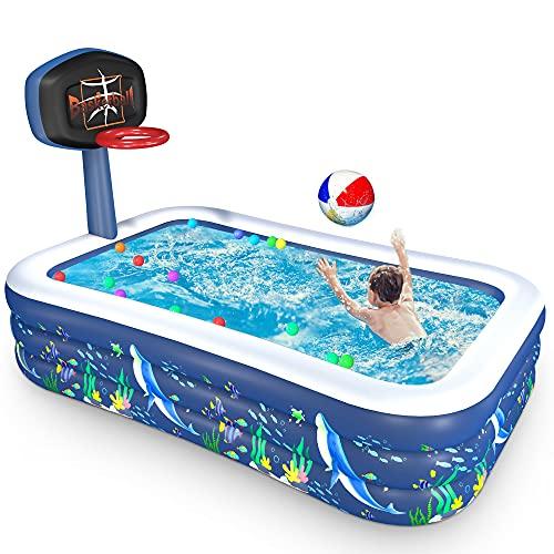 Yekale Inflatable Swimming Pool