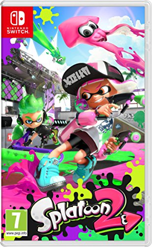 Splatoon 2 (Ages 7 and up)