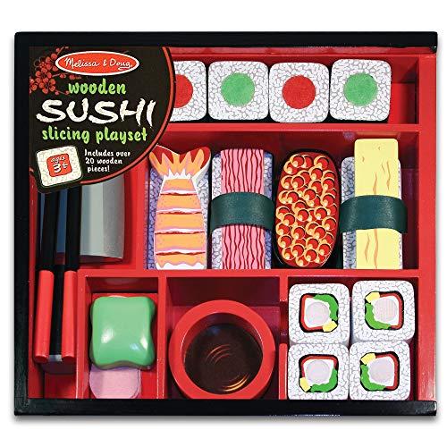 Melissa & Doug Sushi Slicing Play Set