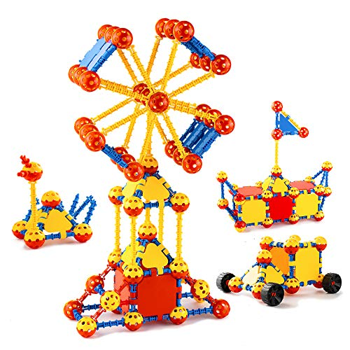 Cossy STEM Learning Toy Engineering Construction Building Blocks