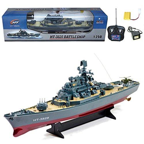 RC Ht Radio Control Rc Battle Warship Boat Cruiser Destroyer (Best Eco-Friendly Option)