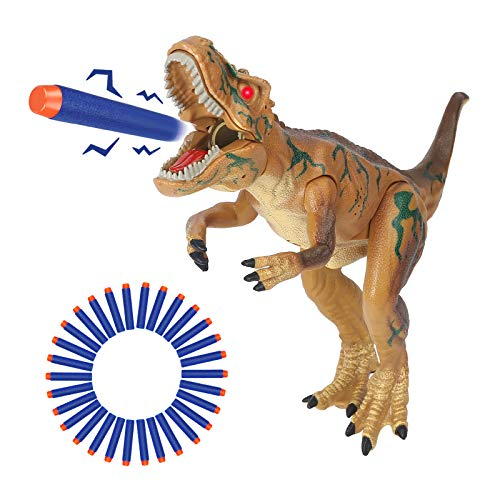 Tuptoel Dinosaur Foam Dart Gun