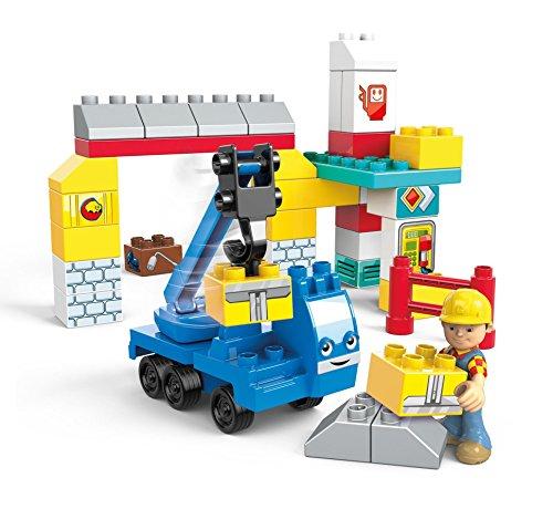 Mega Bloks Bob The Builder Garage Fix-Up (Best Quality Option)