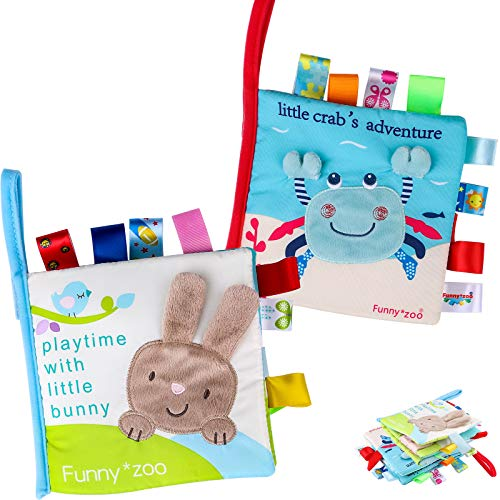 Tinabless Baby Soft Book