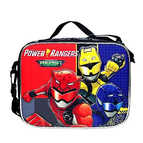 Power Rangers Lunch Bag Beast Morphers