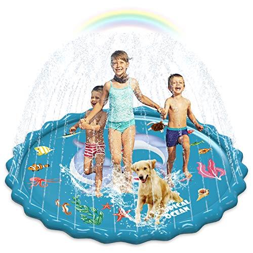 Abida Splash Pad