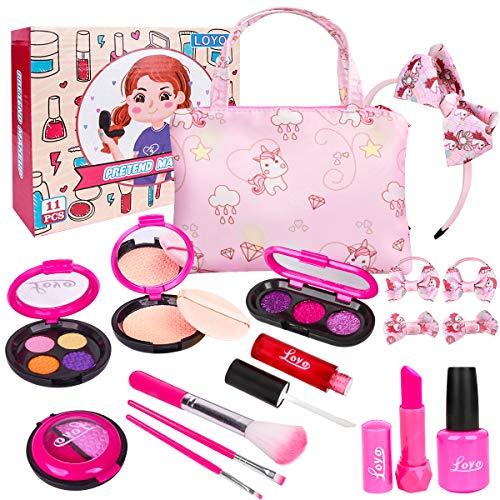 LOYO Girls Pretend Play Makeup Sets