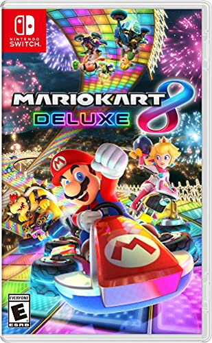 Mario Kart 8 Deluxe (Ages 5 and up)