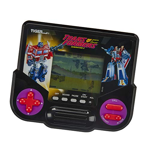 Transformers Electronic LCD Videogame