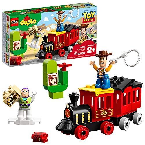 LEGO DUPLO Disney Pixar Toy Story Train 10894 (Best Budget Age 1-3 Option)