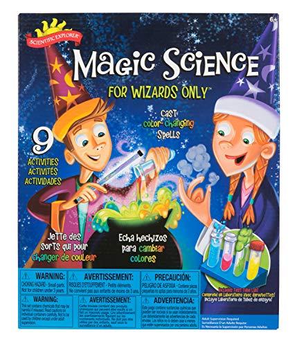 Scientific Explorer Magic Science for Wizards (Best Budget Magic Set)