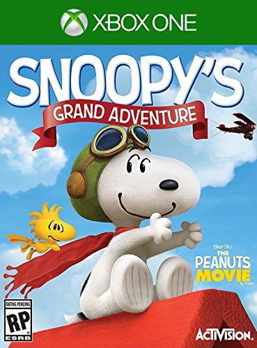 Snoopy's Grand Adventure - Xbox One