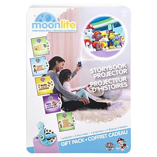 Moonlight Paw Patrol Storybook Projector