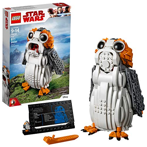 LEGO Star Wars: The Last Jedi Porg 75230