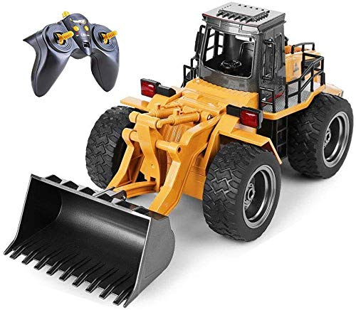 Top Race 6 Channel Front Loader