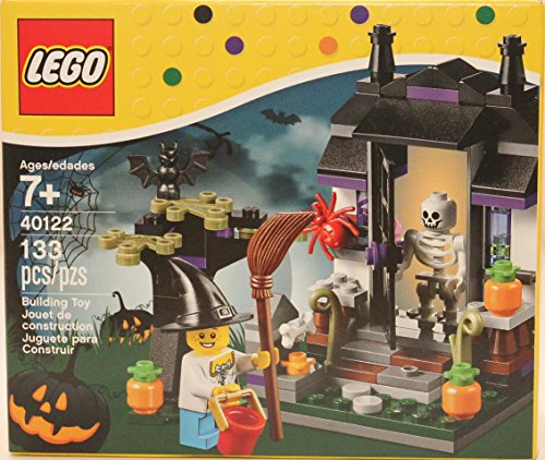 LEGO Trick or Treat Halloween Seasonal Set #40122