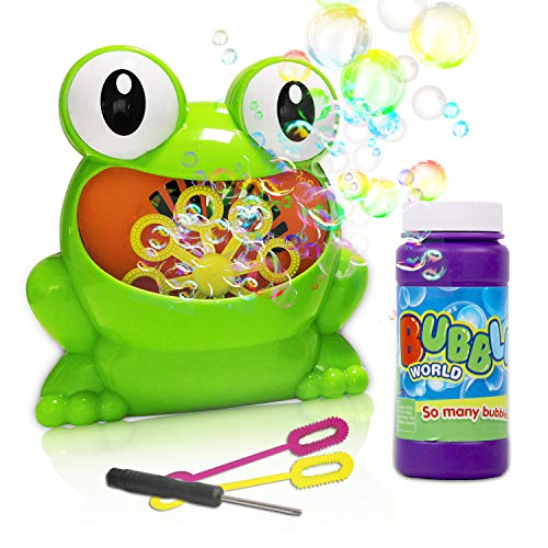 ToyerBee Bubble Machine (Best Budget Option)