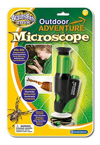 Outdoor Adventure Microscope (Best Budget Option)
