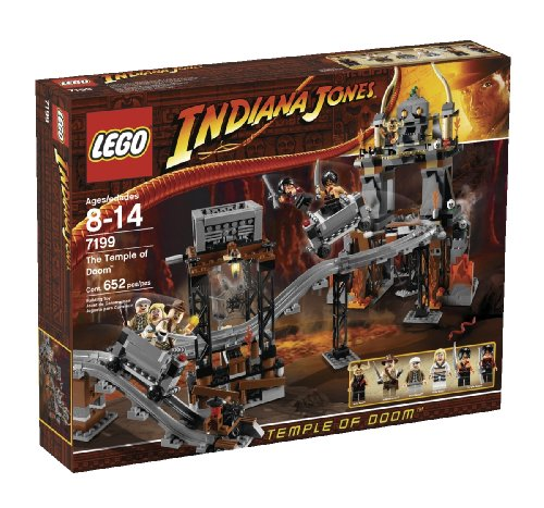 LEGO Indiana Jones The Temple of Doom (7199)