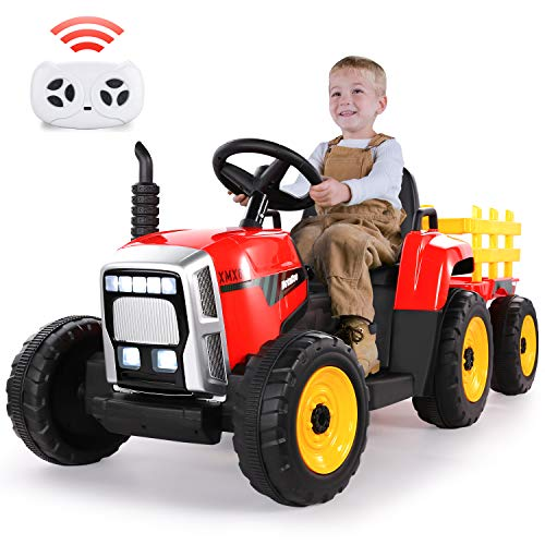 METAKOO Electric Tractor