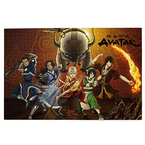 Avatar: The Last Airbender Puzzles