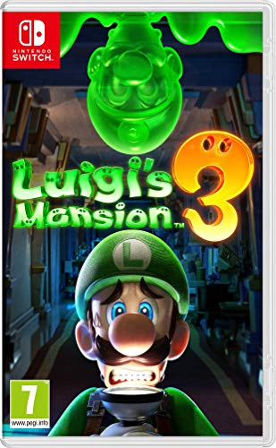 Luigi's Mansion 3 (Ages 7 and up)