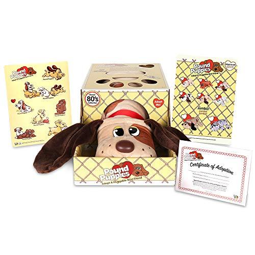 Basic Fun Pound Puppies Classic Stuffed Animal Plush Toy