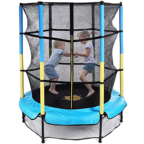 Doufit TR-05 Trampoline with Net (Best Budget Option)