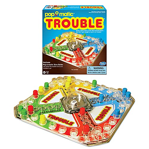 Trouble Board Game (Best Budget Option)