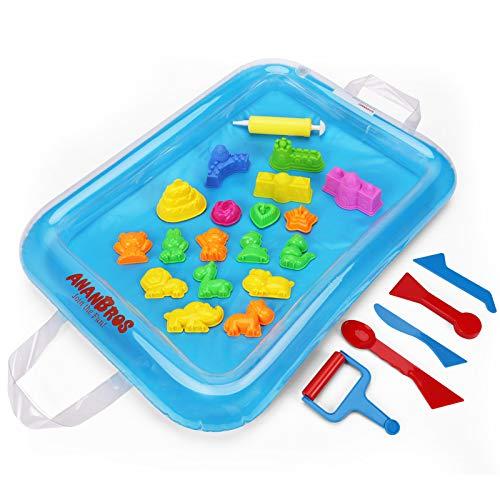 AnanBros 25 Pieces Beach Sand Toys Set - Best Budget Option