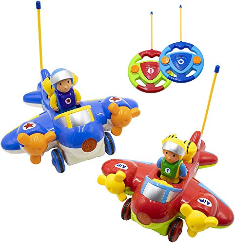 Hautton RC Cartoon Toy Race Car