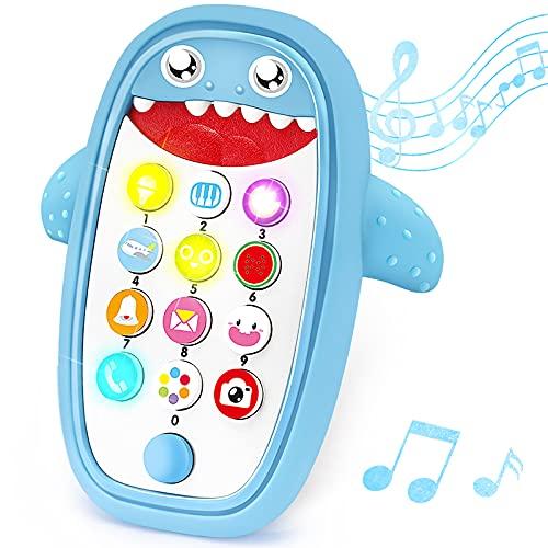Sommer Teething Phone Toy