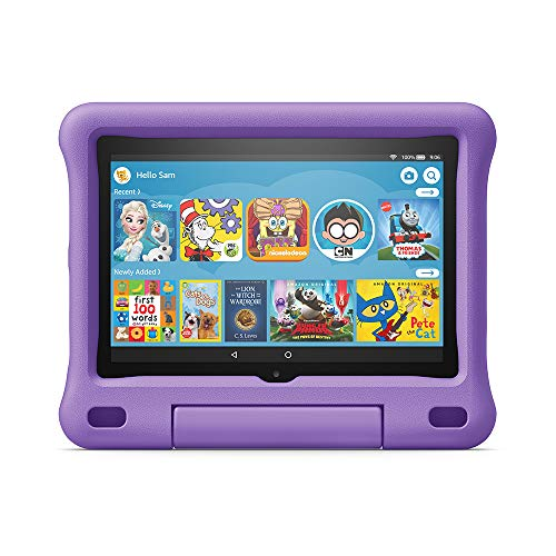 Amazon Kid-Proof Case for Fire HD 8 Tablet (Best Quality Option)