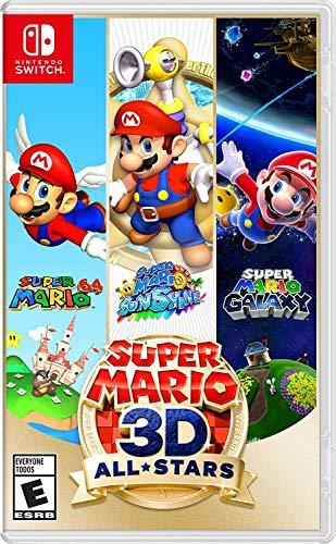Super Mario 3D All-Stars (Best Age 5 Option)