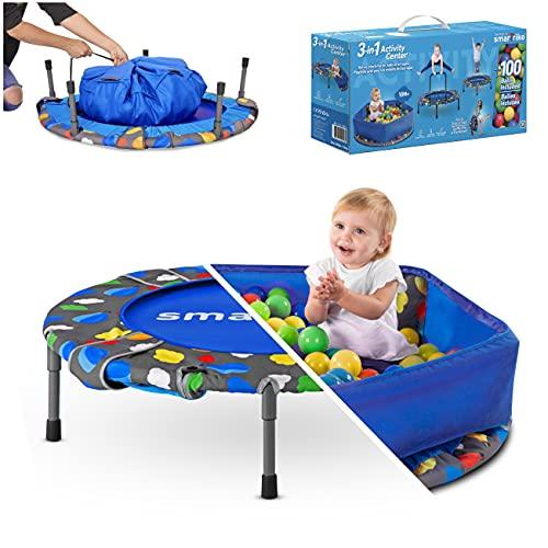 SmarTrike 9200000 Indoor Toddler Trampoline