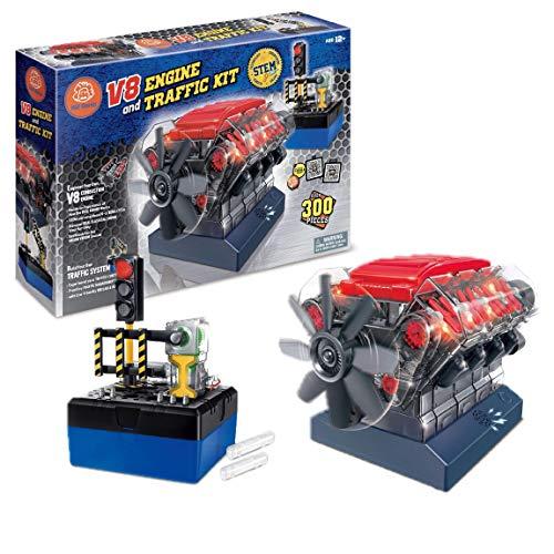 KidGenio V9 Engine and Traffic Kit