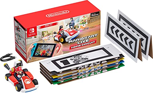 Mario Kart Live: Home Circuit (Ages 7 and up)
