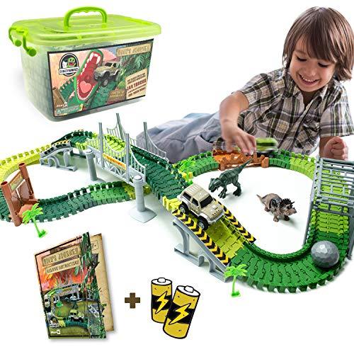 Dinosaur Toys Track